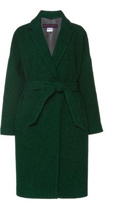 Martin Grant Cotton Blend Cardigan Coat