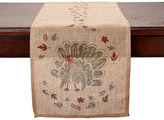 Now Designs Woven Turkey Table Runner