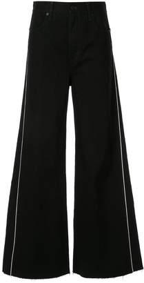 Nobody Denim Selvedge wide-leg jeans