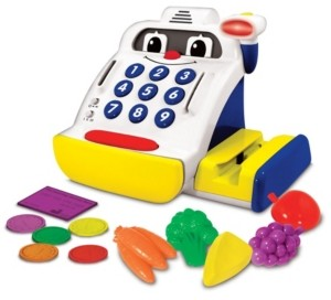 The Learning Journey Electronic Learning - Shop And Learn Cash Register