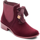 Bernardo Lacey Waterproof Velvet Rain Boots