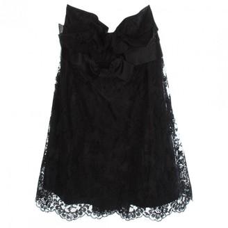 Jill Stuart Black Cotton Dress for Women