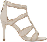 Sandro Alexie leather heeled sandals