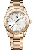 Tommy Hilfiger 1781567 Ritz Ladies Watch - Silver Dial