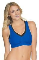 Hanes Women's ComfortFlex Fit Stretch Cotton Sport Bra H570 2-Pack