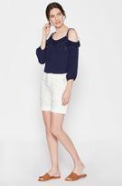Joie Aubeline Linen Shorts