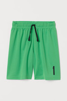 H&M Soccer Shorts - Green