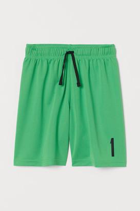 H&M Football shorts