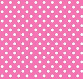 Stokke SheetWorld Fitted Oval Mini) - Primary Polka Dots Pink Woven - Made In USA - 58.4 cm x 73.7 cm ( 23 inches x 29 inches)