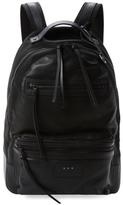 John Varvatos Detroit Medium Backpack