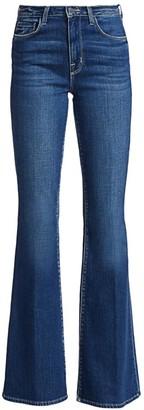 L'Agence High-Rise Bell-Bottom Jeans