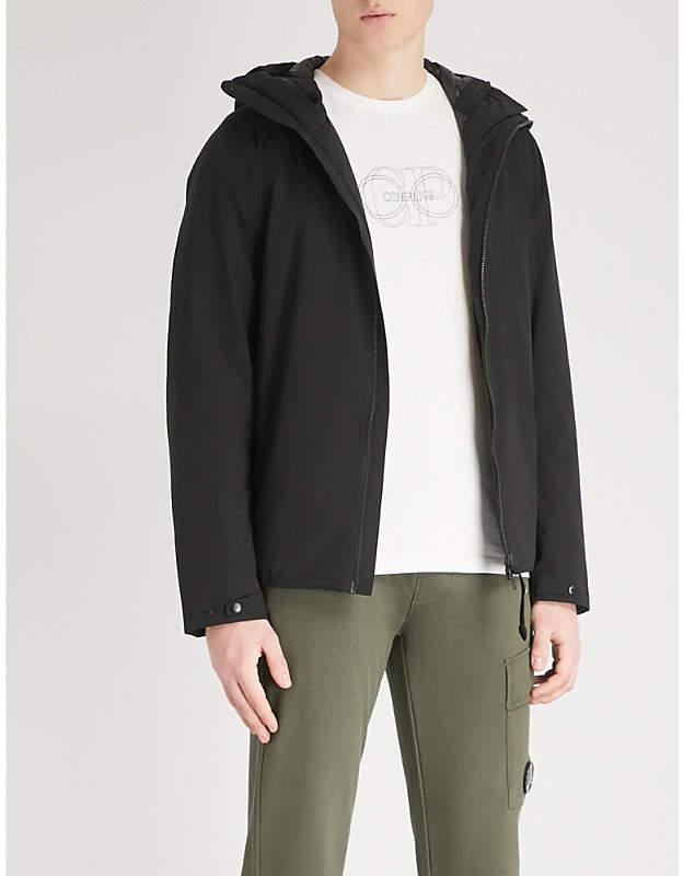 C.P. Company Wadded hooded pro-tek shell jacket