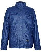 Burton Burton Crosshatch Navy Wax Coated Jacket*