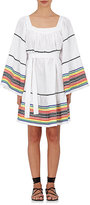Lisa Marie Fernandez Women's Linen Cover-Up Peasant Dress