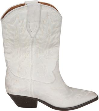 Isabel Marant Western Stitch Boots
