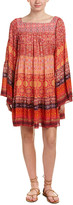 Love Sam Bell Sleeve Shift Dress