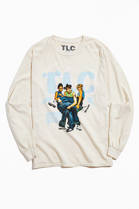Urban Outfitters TLC Vintage Wash Long Sleeve Tee