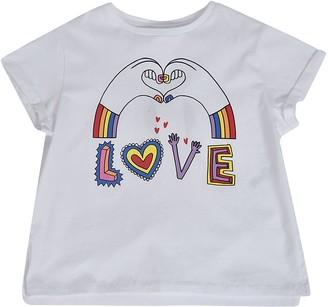 Stella Mccartney Kids Love T-shirt