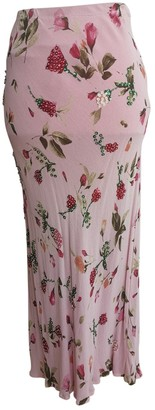 Nice Connection Pink Skirt for Women