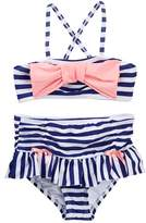 Hula Star Ships Ahoy 2-Piece Bikini (Toddler & Little Girls)