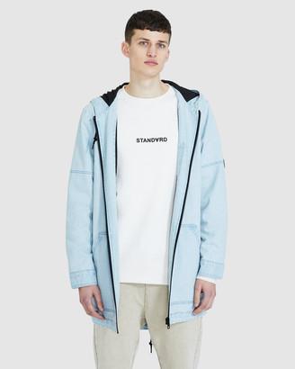Standard Underworld Parka Denim Jacket