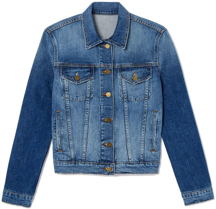 Goop x Frame Vintage Jean Jacket
