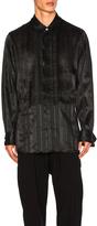 Ann Demeulemeester Tie Back Shirt