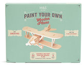 Marks and Spencer Paint your Own Wooden Plane