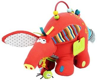 Dolce Sensory Plush Toy Aadvark