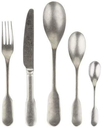 Charingworth Rustic Vintage 42-Piece Cutlery Set