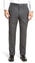 JB Britches Flat Front Solid Trouser