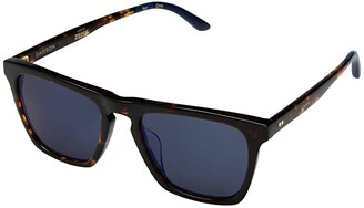 Toms Dawson Zeiss (Whiskey Tortoise) Fashion Sunglasses