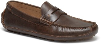 Trask Dawson Water Resistant Driving Loafer