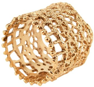 Aurelie Bidermann Lace ring