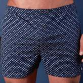 Blade + Blue Navy Bicycles Print Boxer Short - Scooter