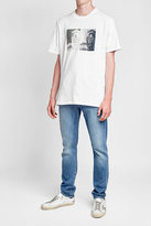 Oamc Printed Cotton T-Shirt