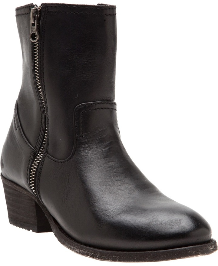 Hudson H By 'Riley' ankle boot