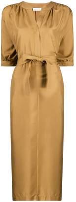 Zimmermann belted mid-length dress