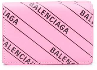 Balenciaga Everyday mini wallet