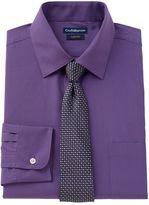Croft & Barrow Men's Slim-Fit Dress Shirt & Tie Set