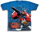 Freeze Transformers Graphic T-Shirt-Preschool Boys