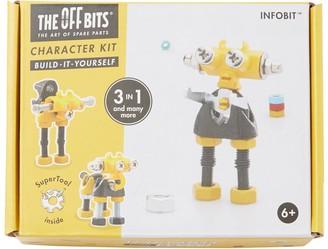 Fat Brain Toys Offbits - Infobit Yellow