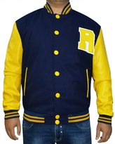 The American Fashion KJ Apa Archie Andrews Riverdale Varsity Jacket
