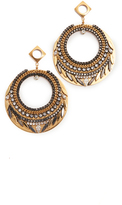 Erickson Beamon Wild Thing Earrings