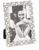 "Argento 4"" x 6"" Fabienne Pearl Picture Frame"