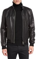 Tom Ford Icon Leather Biker Blouson Jacket