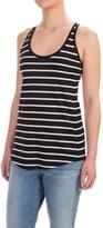 Workshop Republic Clothing Scoop Tank Top - Pima Cotton-Modal (For Women)
