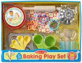 Melissa & Doug Kids' Baking Play Set with Bowls