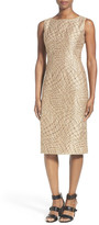 Lafayette 148 New York Carmela - Petra Jacquard Sheath Dress