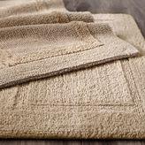 Pier 1 Imports Reversible Cotton Oatmeal 27x45 Bath Rug